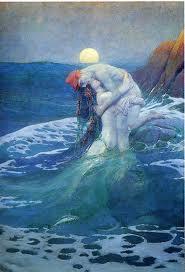 'The Mermaid' by Howard Pyle